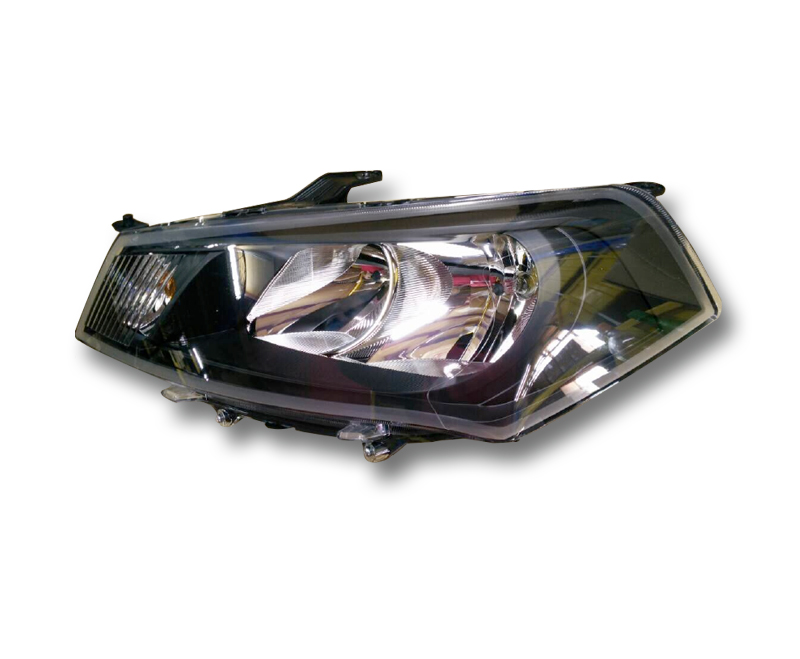 PROTON BLM FACELIFT HEAD LAMP ASSEMBLY (BLACK) LEFT Image